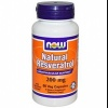 Natural Resveratrol 200mg.